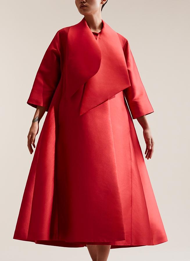 Merchant Archive red coat