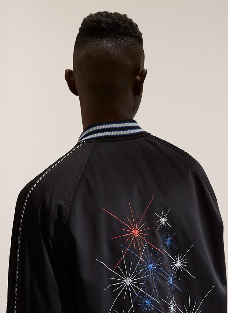 Lanvin bomber jacket