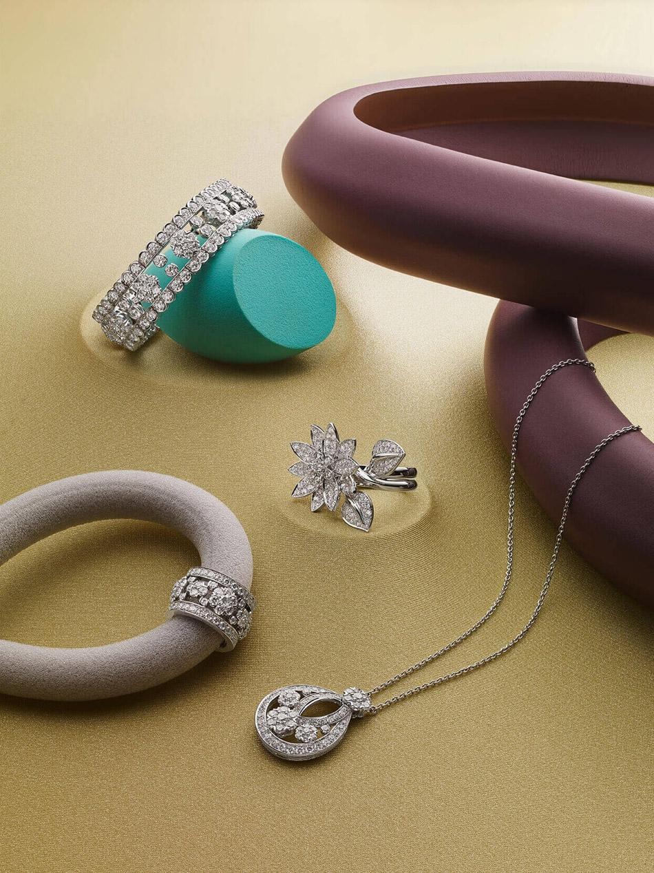 A collection of Van Cleef & Arpels jewellery