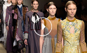 SELFRIDGES DOES FASHION WEEK: THE ERDEM STORY