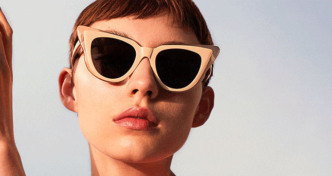 SELFRIDGES LOVES: STATEMENT SUNGLASSES