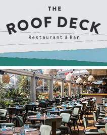 The Roof Deck Restaurant & Bar