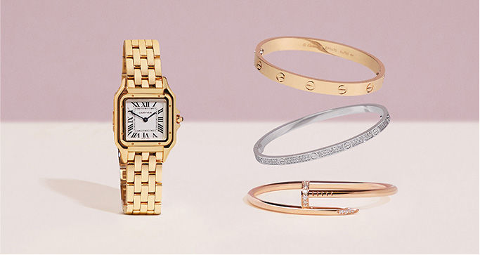 CARTIER: NOW AVAILABLE FOR UK DELIVERY
