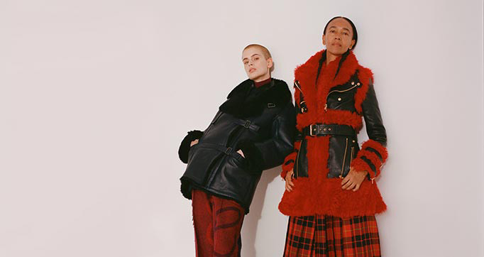 THE SELFRIDGES GUIDE TO LOVE-FOREVER COATS