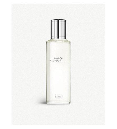 HERMES Voyage d'Hermès eau de parfum refill 125ml