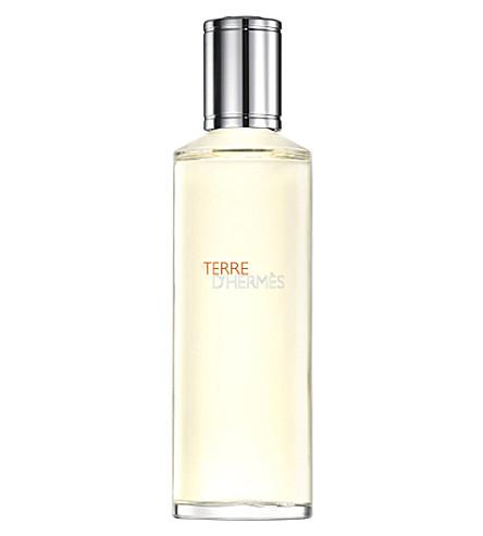 HERMES Terre d'Hermès Eau Très Fraîche Eau de toilette refillable metal spray 150ml