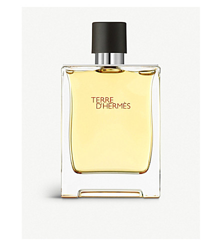 HERMES Terre d'Hermès pure perfume 200ml