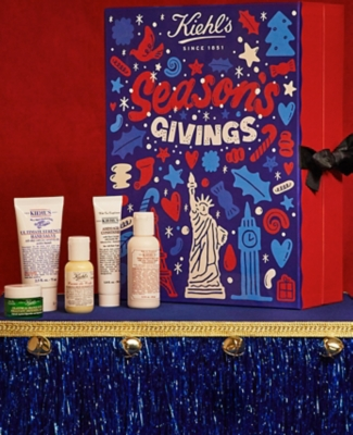 A beauty advent calendar