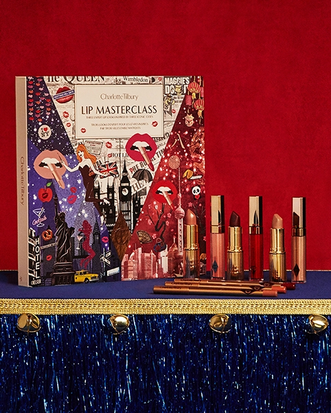 Charlotte Tilbury Lip Masterclass collection