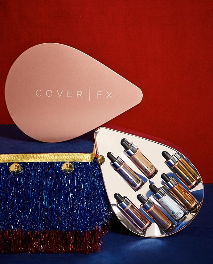 Cover FX Custom Enhancer Drops Vault Set