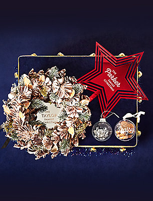 With love from selfridges this christmas selfridges loves personalised gifts negle Gallery