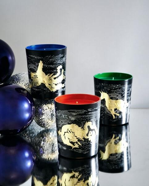 Diptyque 圣诞特别版蜡烛套装