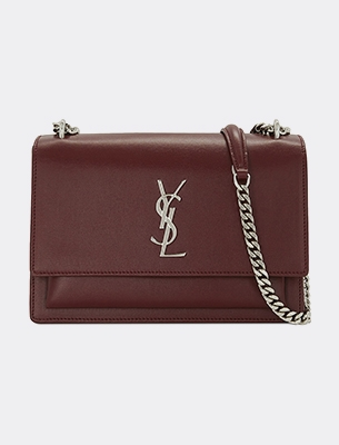 A Saint Laurent cross-body bag