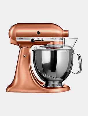 KitchenAid food mixer
