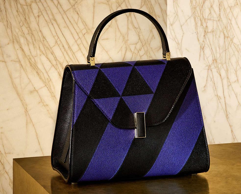 Exclusive Valextra Iside bag