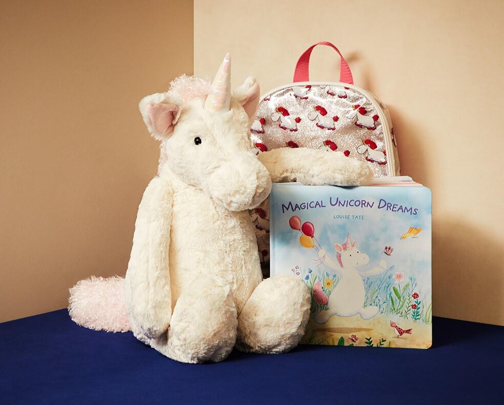 Selfridges Unicorn Toys