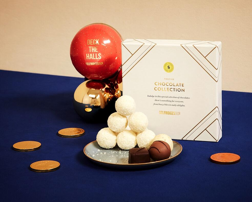 Selfridges Selection Chocolates