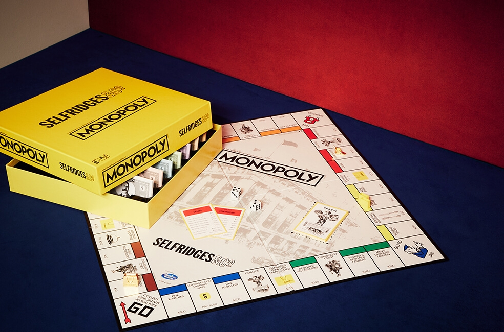 Selfridges Monopoly