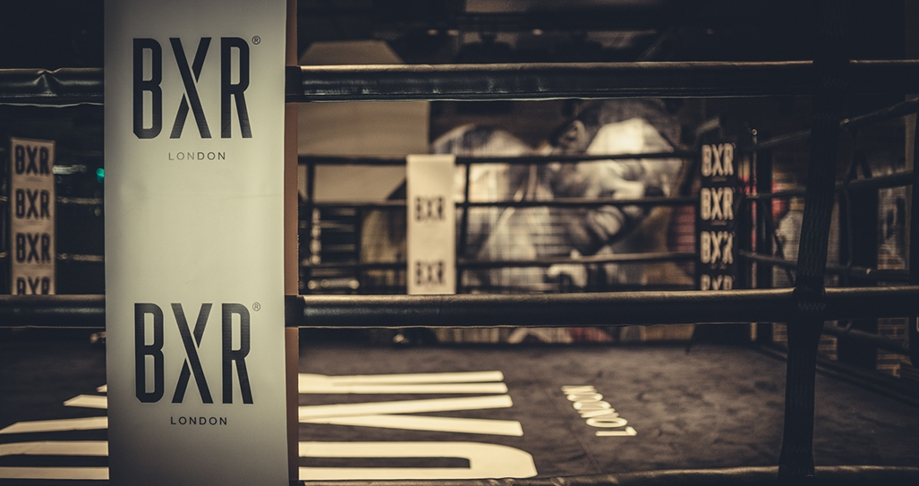 The BXR boxing gym