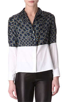 PAUL SMITH Two-toned shirt