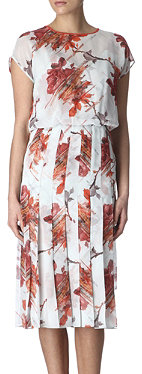 PAUL SMITH Silk-chiffon dress
