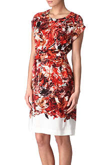 PAUL SMITH MAINLINE Silk floral dress