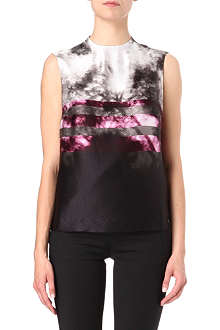 PAUL SMITH MAINLINE Cloud print top