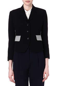 PAUL SMITH MAINLINE Patchwork blazer