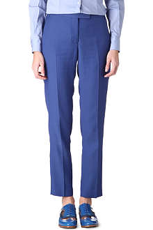 PAUL SMITH BLACK Tapered trousers