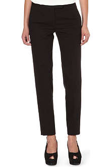 PAUL SMITH BLACK Contrast-pocket trousers