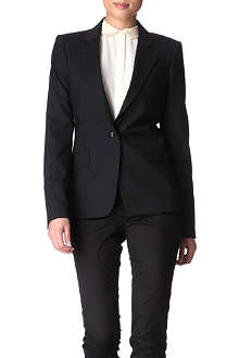 PAUL SMITH BLACK One-button blazer