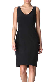 PAUL SMITH BLACK Lace-insert dress