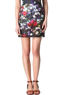 PAUL BY PAUL SMITH Floral skirt