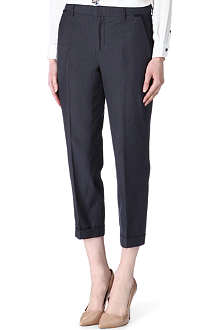 PAUL SMITH PAUL Pin-dot trousers