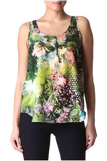 PAUL BY PAUL SMITH Botanical vest