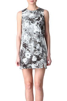 PAUL SMITH PAUL Botanical-print dress