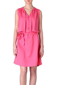 PAUL SMITH PAUL Belted dress