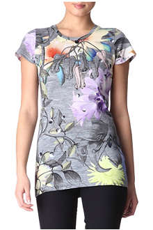 PAUL BY PAUL SMITH Floral t-shirt