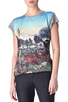 PAUL BY PAUL SMITH London-print t-shirt