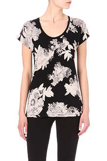 PAUL SMITH PAUL Floral-print top