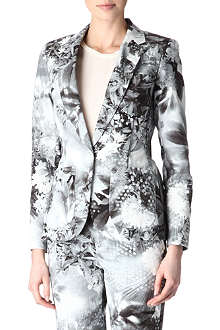 PAUL SMITH PAUL Floral blazer