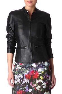 PAUL BY PAUL SMITH Classic leather jacket