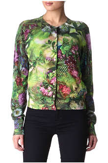 PAUL BY PAUL SMITH Botanical cardigan