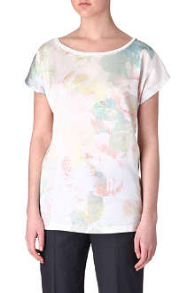 PAUL SMITH PAUL Floral-print t-shirt
