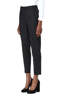PAUL SMITH BLACK Classic slim-fit trousers