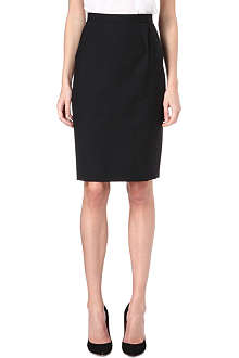 PAUL SMITH BLACK Classic pencil skirt