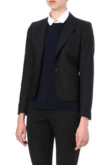 PAUL SMITH BLACK Single-breasted classic jacket