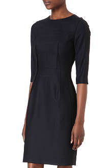 PAUL SMITH BLACK Wool dress