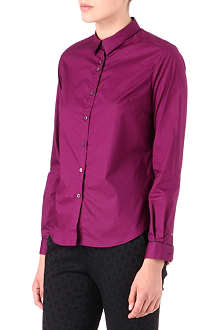 PAUL BY PAUL SMITH Classic swirl-cuff shirt
