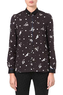 PAUL BY PAUL SMITH Fruit-print shirt